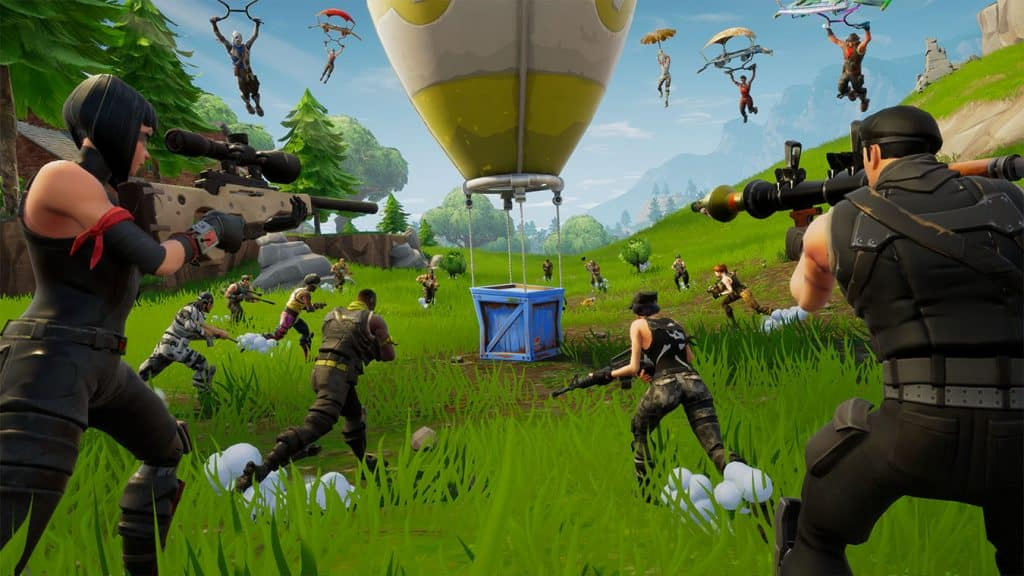 Fortnite Get That Crate