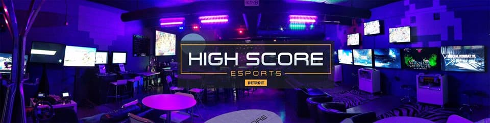 High Score Party