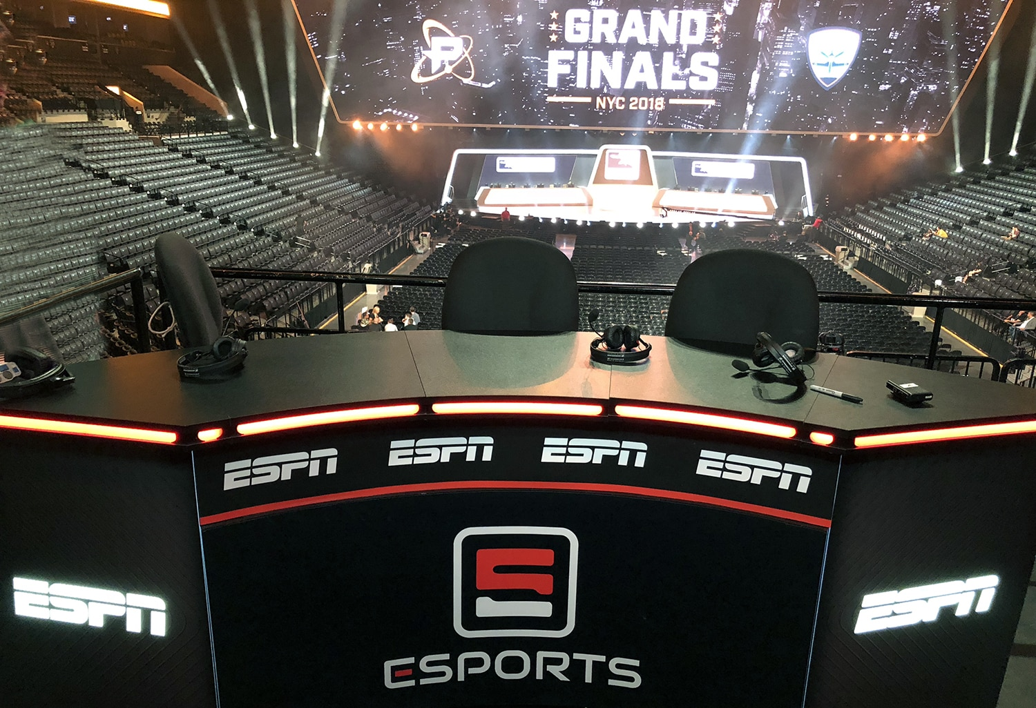 ESPN Thinks eSports are Here to Stay | High Score eSports