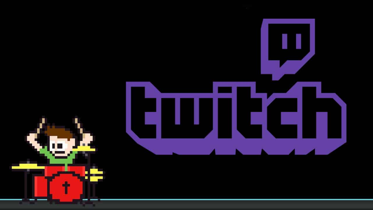 Twitch of the Week The8BitDrummer