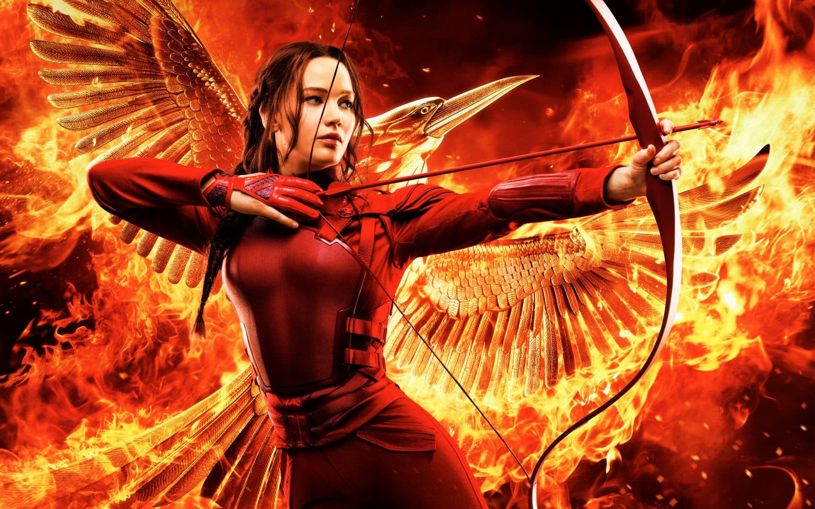 Katniss Everdeen Battle Royale Featured Image