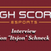 "High Score Interview: Aquinas Esports Player Jon ""Itsjon"" Schneck"